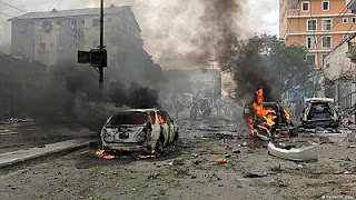 About 20 dead, dozens wounded in Mogadishu attack