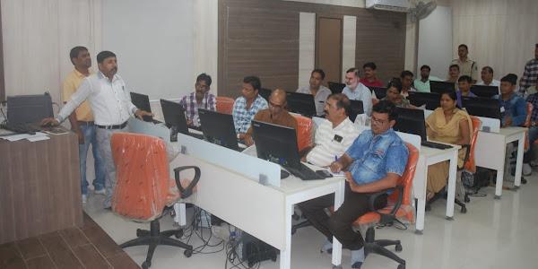 कोषालय के  विभिन्न मॉडूयल का प्रशिक्षण आयोजित
