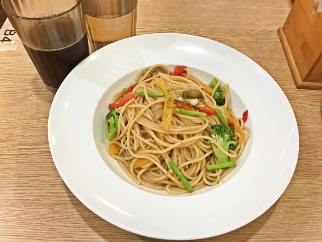 No.66義麵坊新莊店素食義大利麵