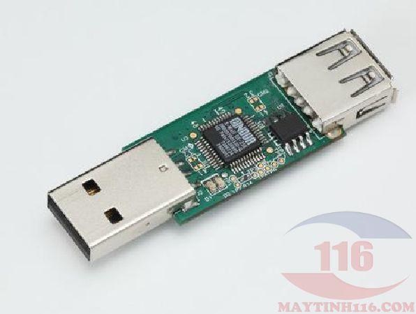 Phục hồi dữ liệu USB 8G bị khóa thành công