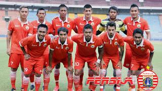 Hasil Pertandinga : Persija Jakarta 2-0 Arema FC