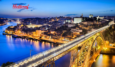 Traveling Porto