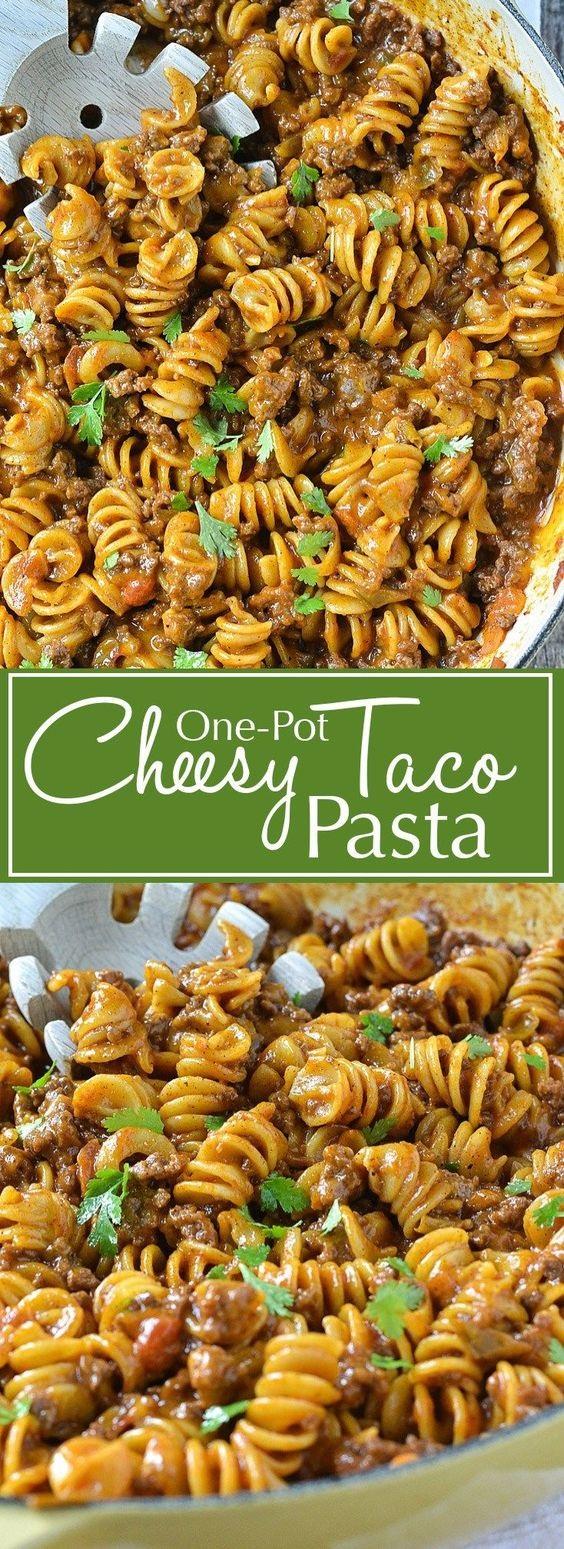 Click Here For My Easy Big Batch Homemade Taco Seasoning Recipe!
