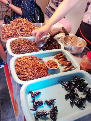 kuliner extrim Pattaya