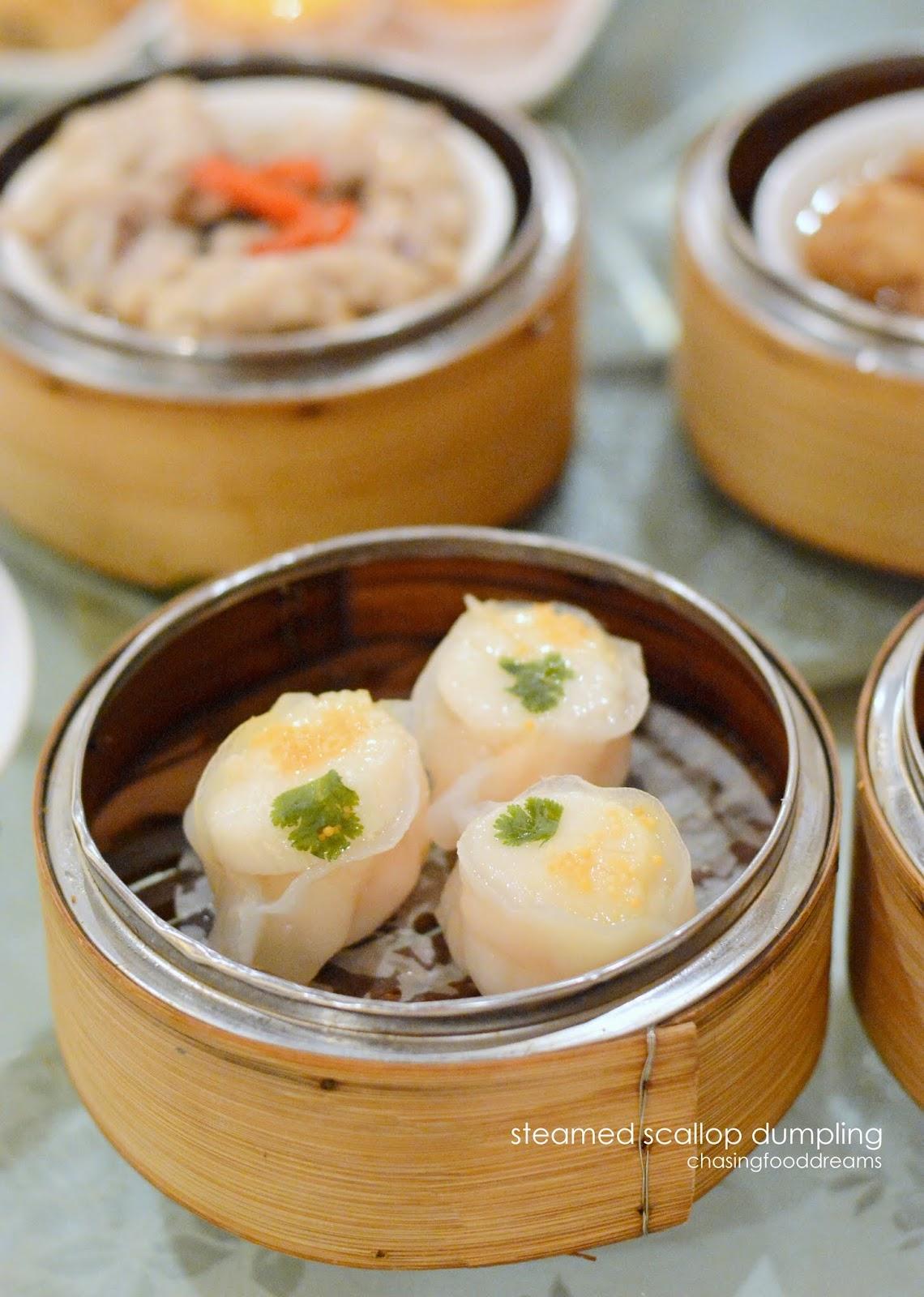 Chasing Food Dreams Dim Sum At Xin Cuisine Concorde Hotel Kuala Lumpur