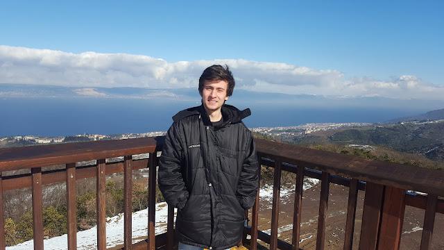 Harun İstenci Kocaeli Karamürsel'de Aşıklar Tepesinde