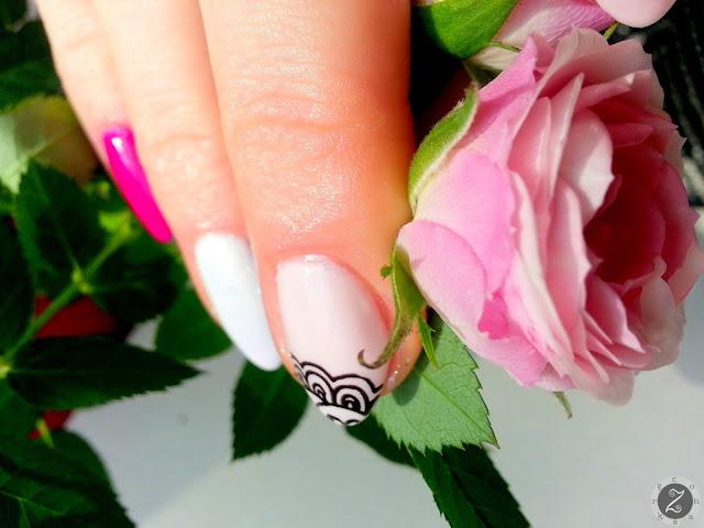 jak pomalowac paznokcie na wiosne