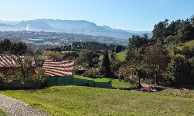 Alrededores de Oviedo
