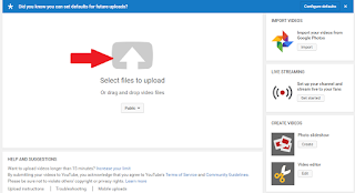 How to create a YouTube channel and upload your first video in HD