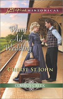 Heidi Reads... Want Ad Wedding by Cheryl St.John