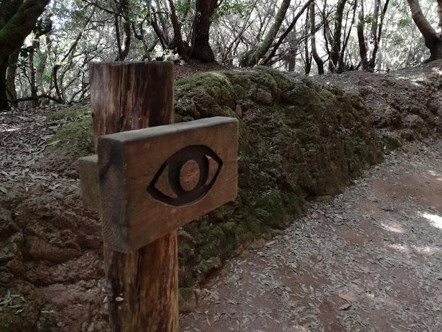 Anaga, Tenerife, Sendero de los sentidos