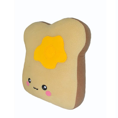 Big Toast Sliced Pillow