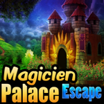Games4King Magician Palace Escape Walkthrough