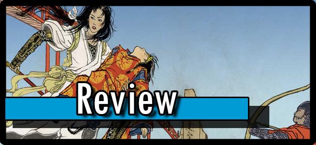 Review - Moribito: O Guardião do Espirito