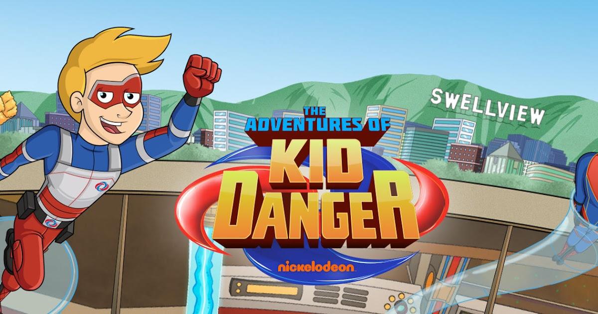 NickALive!: The Adventures of Kid Danger  First Look  Nickelodeon
