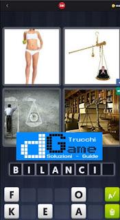 4 Immagini 1 Parola livello 381