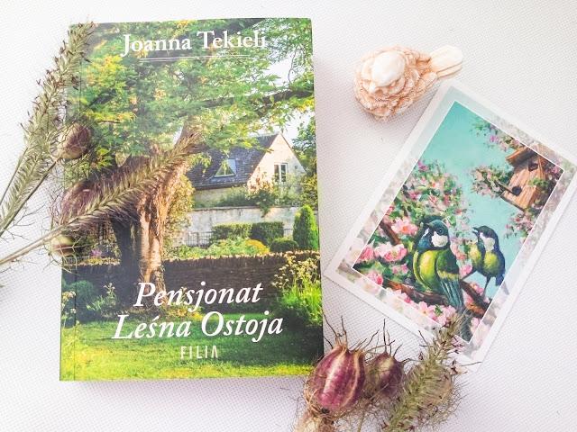 """""""Pensjonat Leśna Ostoja"""" - Joanna Tekieli"""