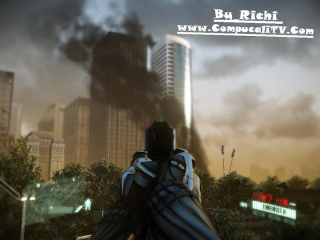 Capturas Propias Crysis 2 PC Full Español