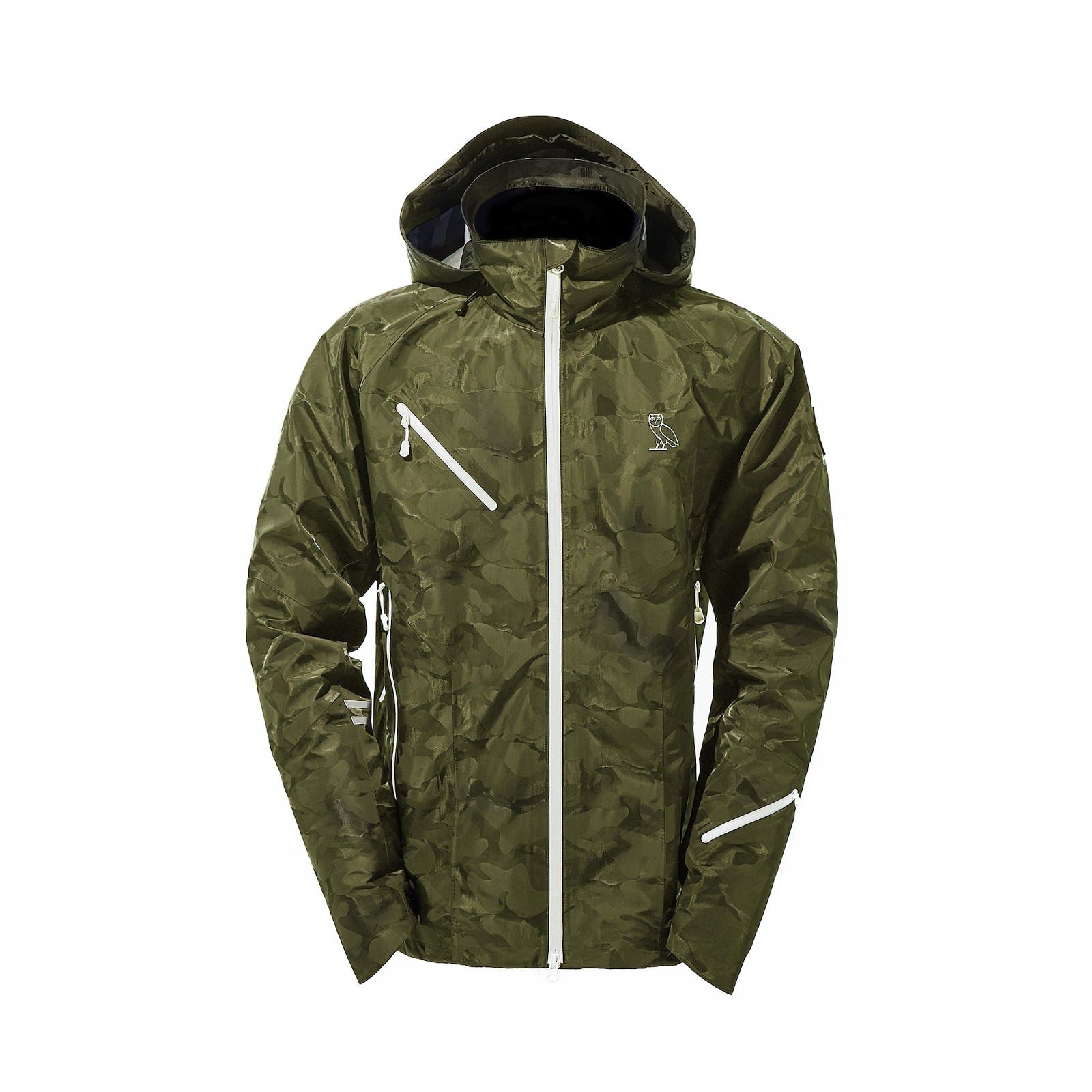 26c41258427 OCTOBERS VERY OWN x CANADA GOOSE SPRING 2016 TIMBER SHELL JACKET