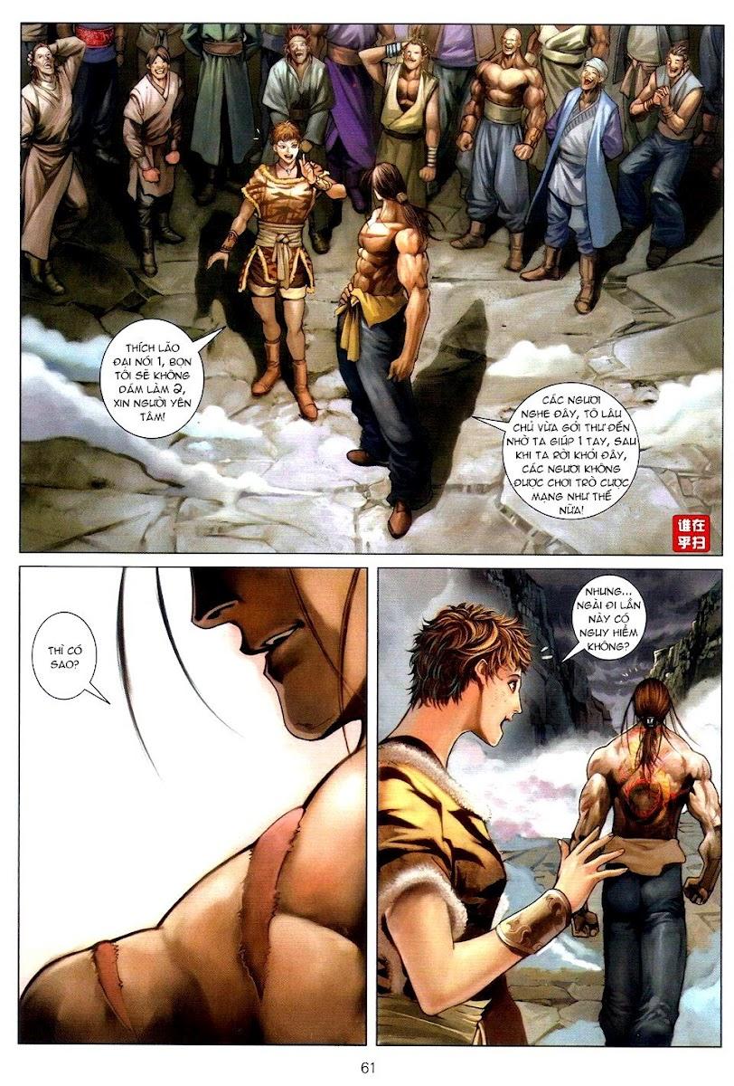 Ôn Thụy An Quần Hiệp Truyện chap 53 trang 24