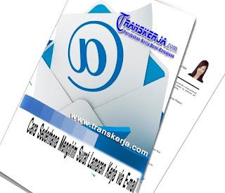 Cara Sederhana Mengirim Surat Lamaran Kerja via E-mail