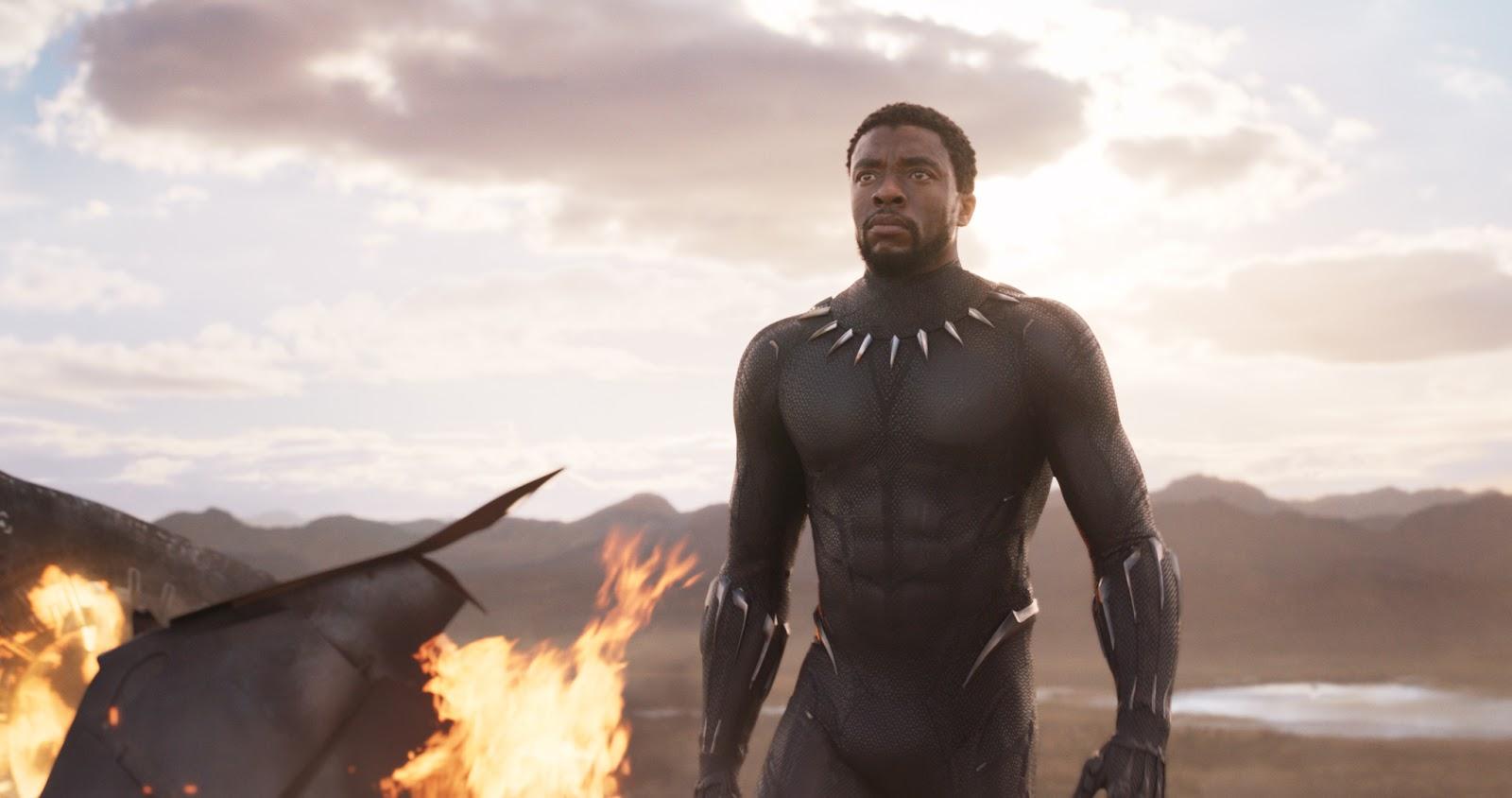 Filme Africano intended for alcateia: pantera negra: um épico africano