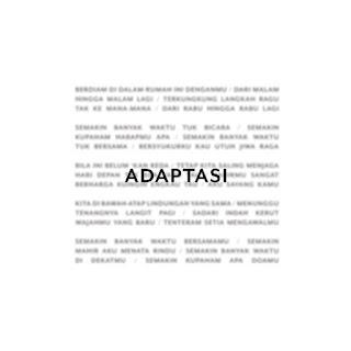 Tulus - Adaptasi on iTunes