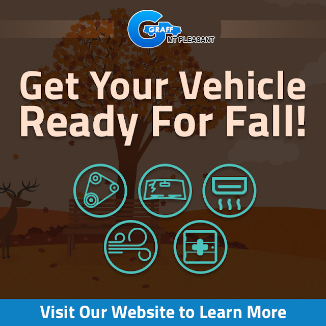 Fall Car Care at Graff Mt. Pleasant