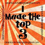 I made the top 3 !!! (25 / 02 / 13)