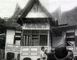 Latar Belakang Pembentukan PDRI di Bukittinggi