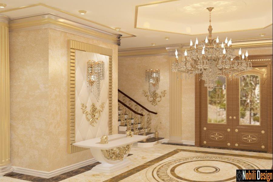 Design interior casa clasica Bucuresti - Arhitect amenajari interioare