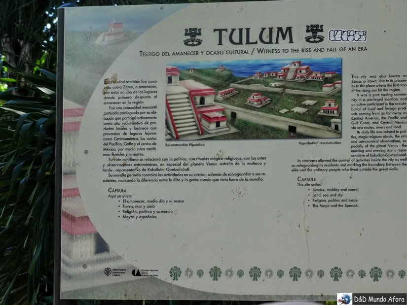 O que fazer em Tulum - México