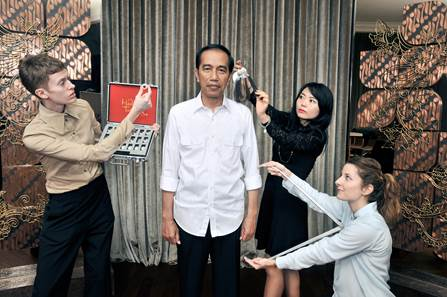 Tahun Ini, Patung Jokowi Bakal Hadir di Madame Tussauds Hongkong, Bangga!