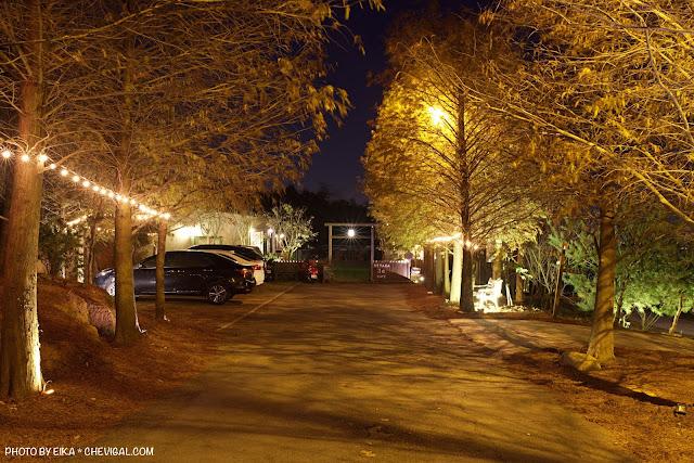 MG 9096 - MITAKA 3e CAFE龍貓夜景咖啡,夜裡的黃金森林好迷人,浪漫夕陽與美麗夜景盡收眼底