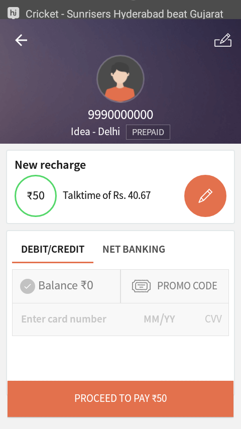Hacker's Town: Freecharge Coupons