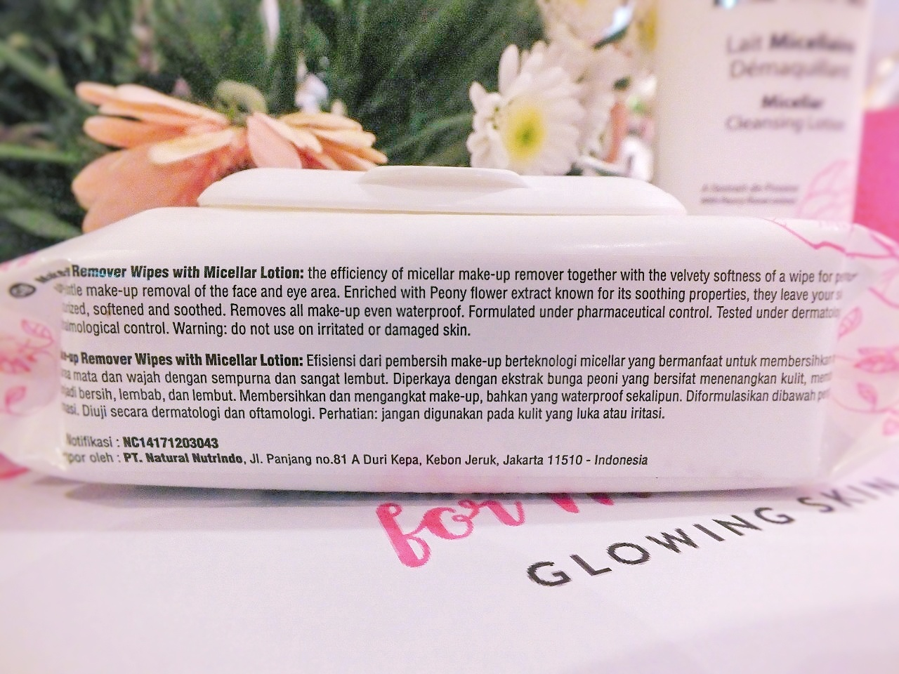 CORINE DE FARME MICELLAR WIPES