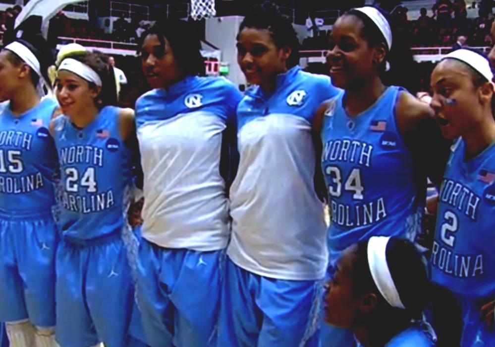 2013–14 North Carolina Tar Heels Men's Basketball Team - North