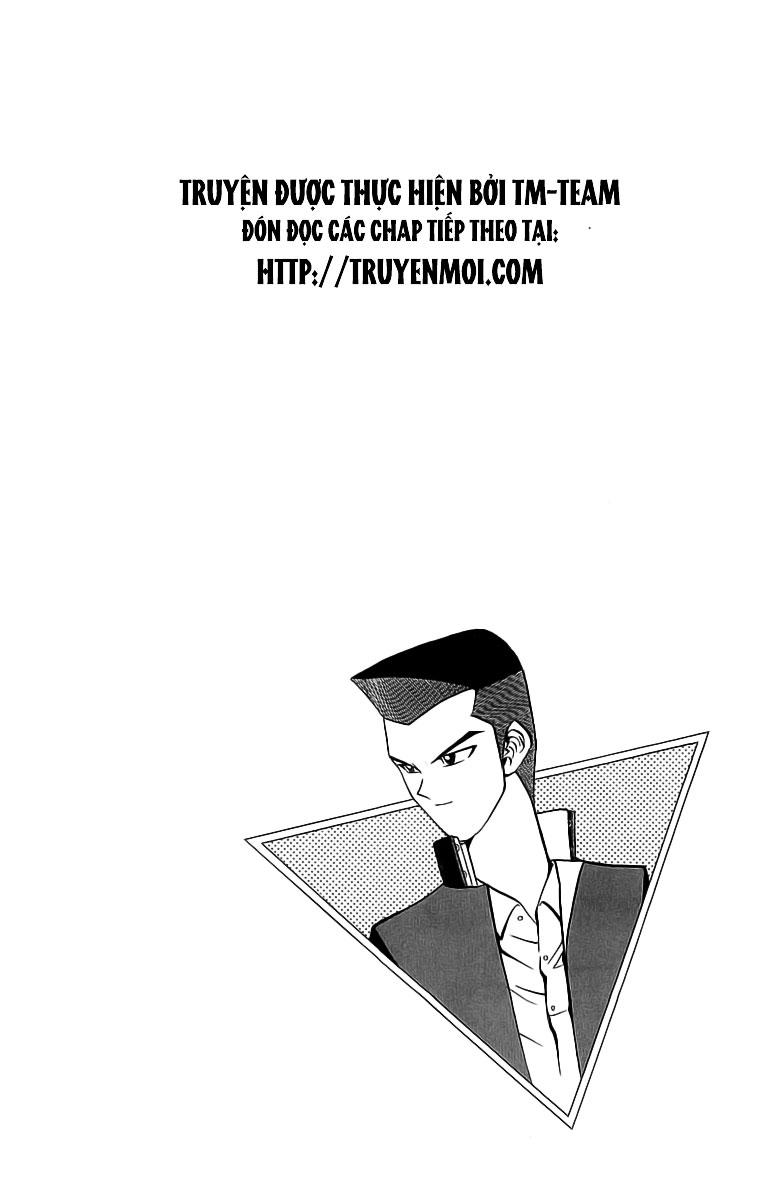 YUGI-OH! chap 29 - trận đấu sùng ảo trang 22