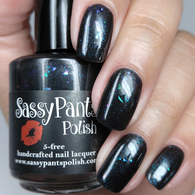 Sassy Pants Polish - Mermaid's Curse