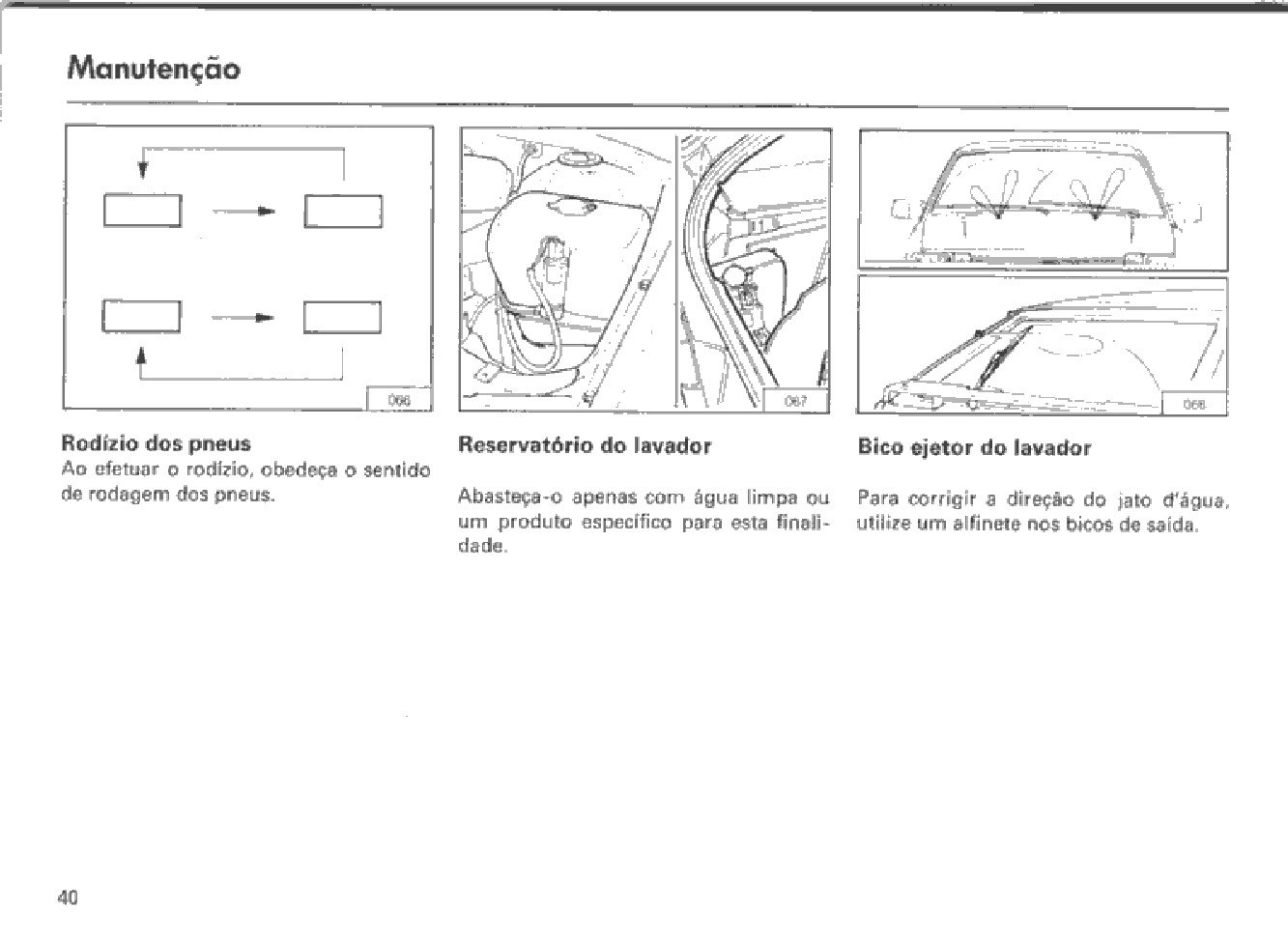 OFICINA VW : MANUAL DO GOL GTS 1988