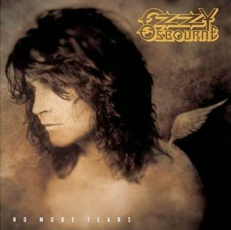 Ozzy Osbourne No More Tears album