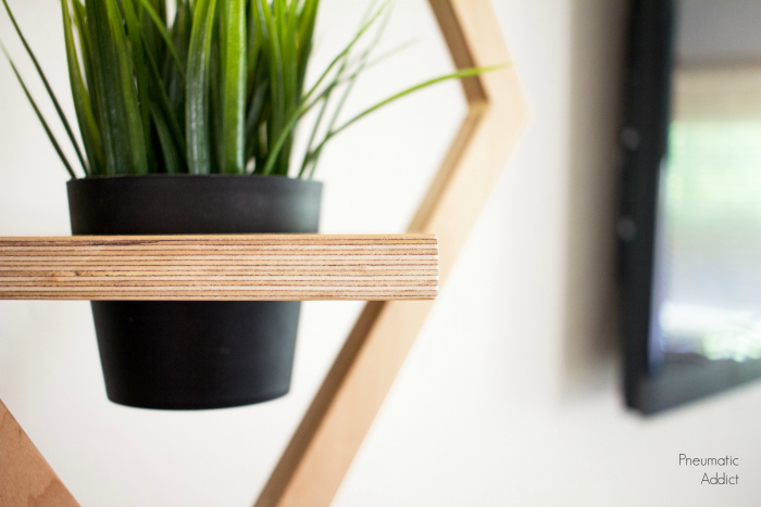 how to build west elm jungalow plywood hanging planter tutorial