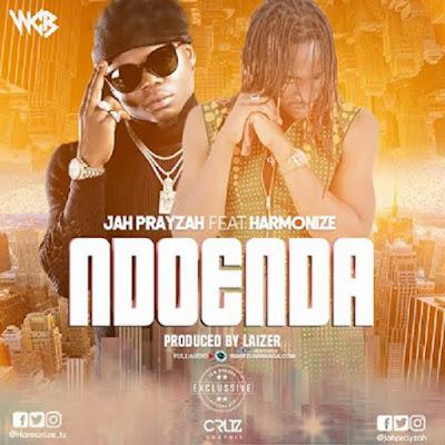 Jah Prayzah Feat. Harmonize - Ndoenda ( Afro Vibe 2018 ) ( DOWNLOAD )