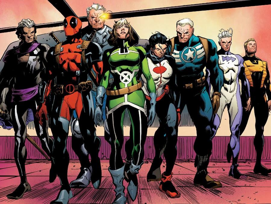 new uncanny avengers team 2016