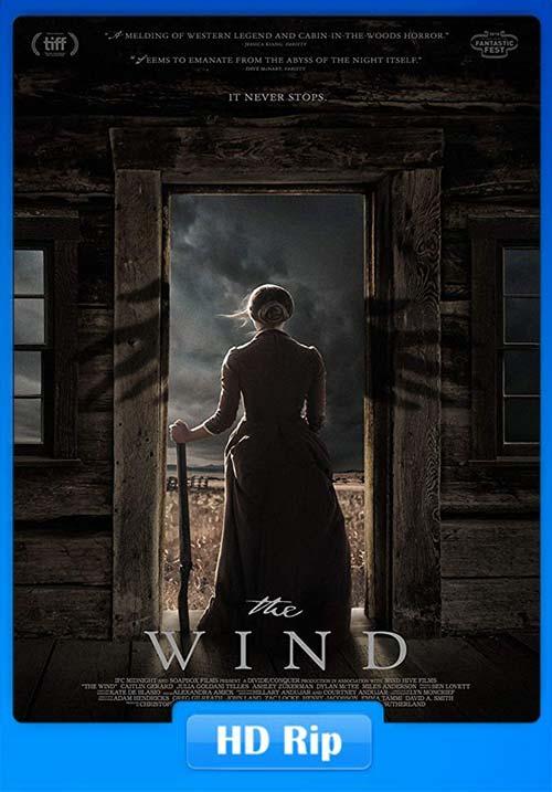 The Wind 2018 720p AMZN WEB-DL x264 | 480p 300MB | 100MB HEVC Poster