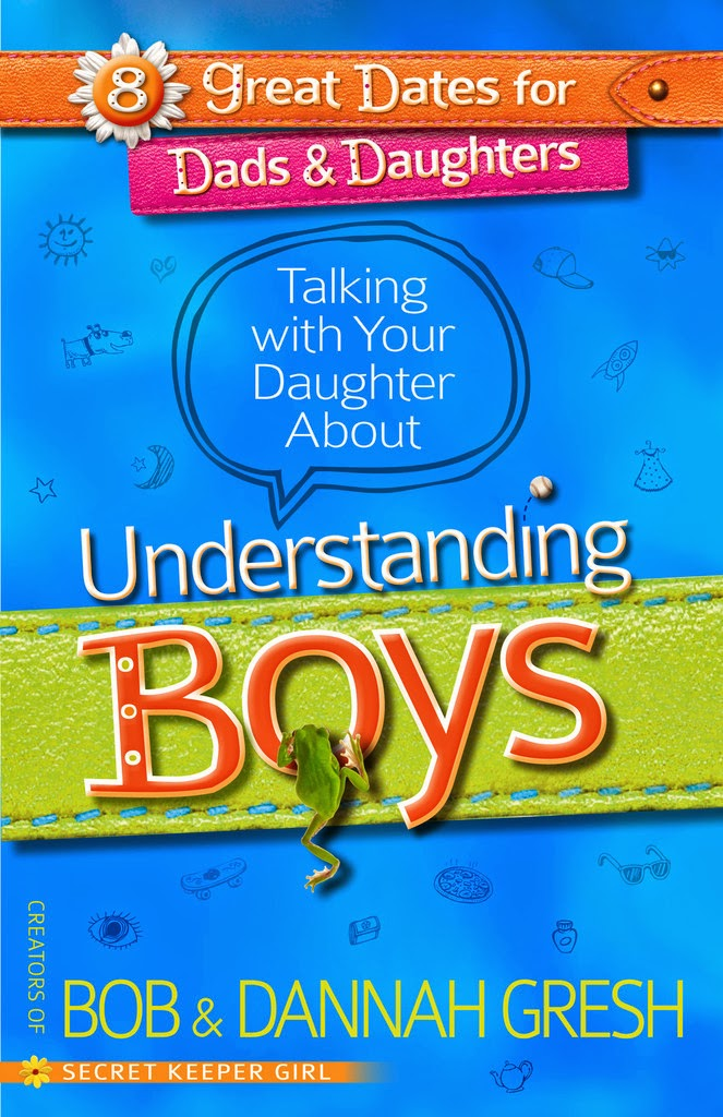 Giveaway of Talking With Your Daughter About Understanding Boys by Bob & Dannah Gresh {The Unlikely Homeschool}