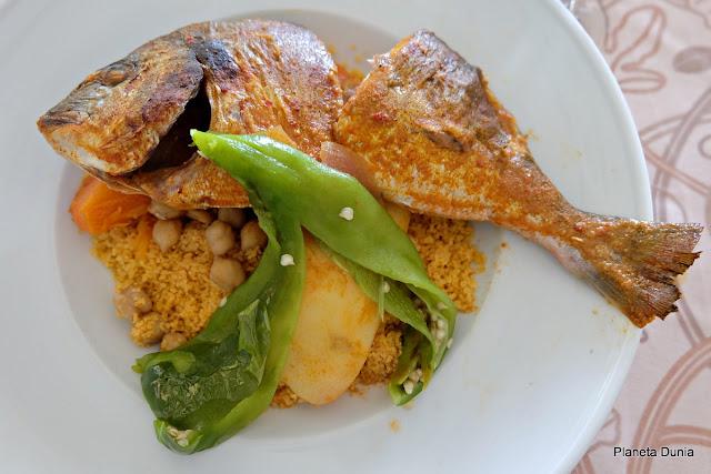 Restaurant Le Pirate, Sidi Bou Saïd