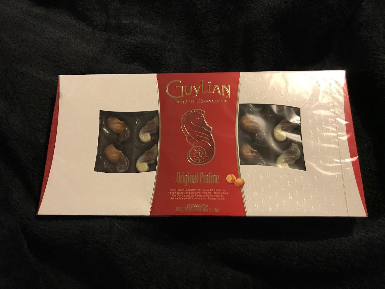 Guylian Seahorse chocolates