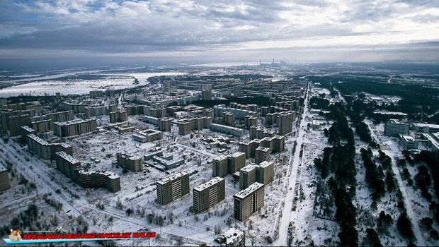 Sejarah Kota Pripyat Yang Menjadi Kota Hantu