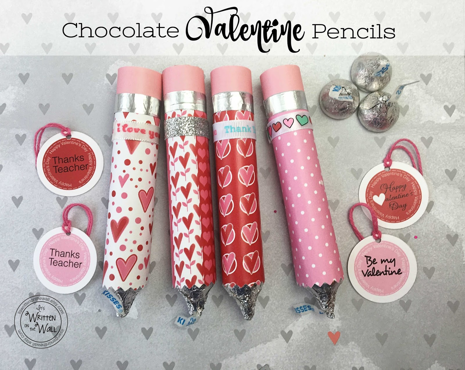 weve just made it even easier to put this togetherour valentines day themed pencil wraps are